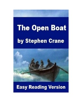 The Open Boat - Stephen Crane - Easy Reading Version