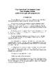 The Open Boat - Stephen Crane - Easy Reading Version
