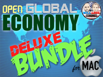The Open Global Economy Deluxe Bundle - Keynote Version (MAC USERS ONLY)