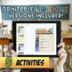 Macroeconomics - The Open Global Economy Unit Activity Bundle