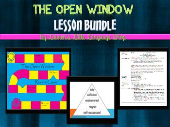 The Open Window Bundle