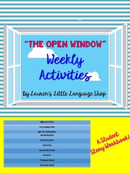 The Open Window Student Workbook