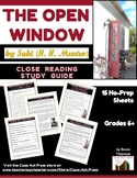 The Open Window: Close Reading Study Guide