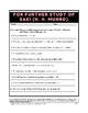 The Open Window: Study Guide for Saki's Short Story (Text,