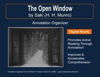 """""""Open Window"""" by Saki: Annotation Organizer"""