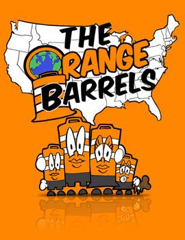 The Orange Barrels Childrens' Book Series