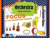 The Orchestra Family Bundle (STRINGS, BRASS, WOODWIND, PER