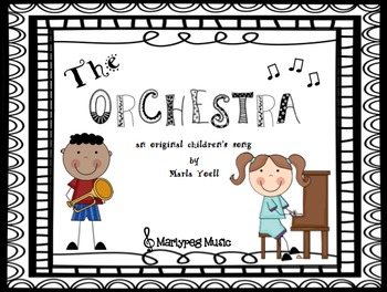 The Orchestra Song/ Orchestra Teaching Song