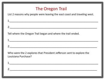 The Oregon Trail  - A True Book Series