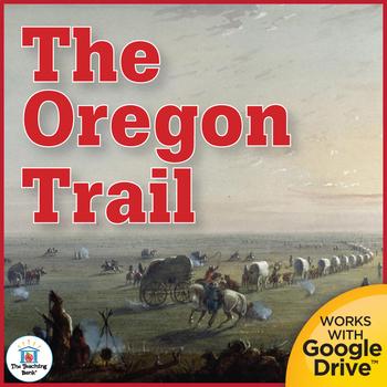 The Oregon Trail US History Unit