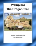 The Oregon Trail-Webquest
