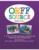 The Orff Source Volume 3