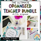 The Organised Teacher BUNDLE {Australian Edition}
