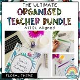 The Organised Teacher BUNDLE {Australian Edition}