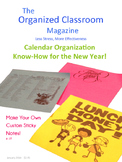 The Organized Classroom Magazine January 2014