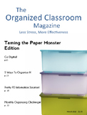 The Organized Classroom Magazine March 2013