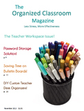 The Organized Classroom Magazine November 2013