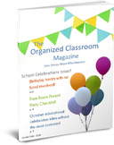 The Organized Classroom Magazine October 2013
