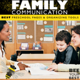 Preschool Teacher - Parent & Teacher Communication
