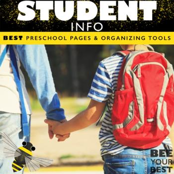 Preschool Teacher - Student Information and Schedules
