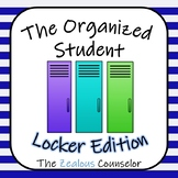 The Organized Student: Locker Edition