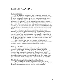 The Organized Teacher, A Guide for Beginning Teachers