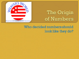 Origin of Numbers - Quick Animated PowerPoint