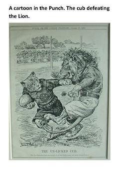 The Original All Blacks Handout
