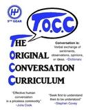 The Original Conversation Curriculum