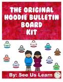 The Original Hoodie Bulletin Board Kit