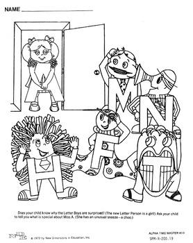The Letter People MEGA Worksheets Set! Complete Handouts CD (1000 pgs!) Vol 1-5