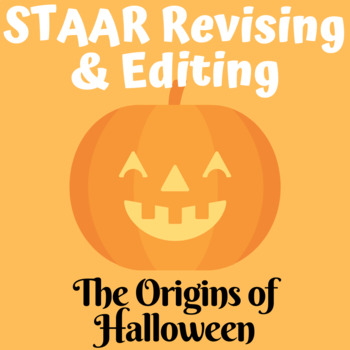 The Origins of Halloween | STAAR Revising and Editing
