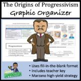 The Origins of Progressivism: Graphic Organizer