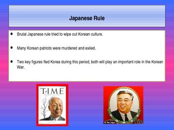 The Origins of The Korean War