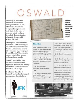 The Oswald Conspiracy?