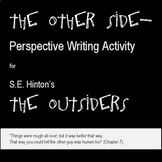 The Other Side: perspective writing activity for The Outsiders