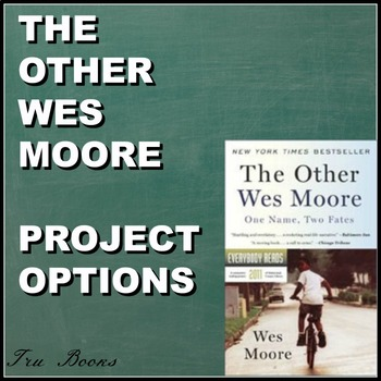 The Other Wes Moore Projects