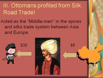 The Ottoman Empire Lesson Plan - Newspaper Activity