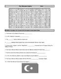 The Ottoman Empire Word Search