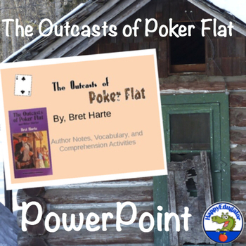 The Outcasts of Poker Flat PowerPoint Presentation