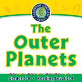 The Outer Planets - MAC Gr. 5-8