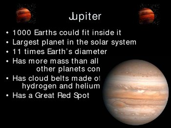 The Outer Solar System Power Point