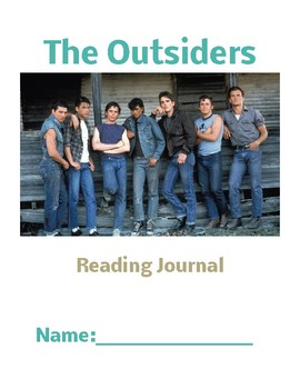 The Outsider--Reading Journal Chapter #1-12