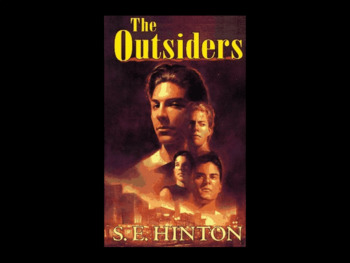 The Outsiders 138 Content Questions Whiteboard Game
