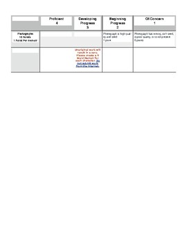 The Outsiders 6 Word Memoir Summative Assessment