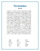 The Outsiders: 6 Word Searches Based on the Novel