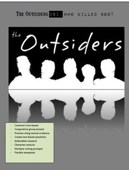 The Outsiders: A CSI Unit