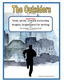 The Outsiders Thinking Skills and Graphic Organizers