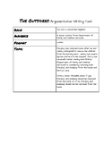 The Outsiders--Argumentative Writing RAFT