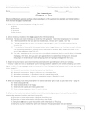 The Outsiders Reading Test Ch 1-2